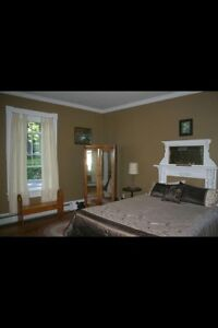 Big Furnished Rooms