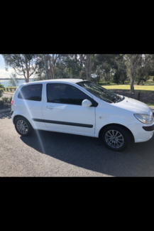 2009 Hyundai Getz TB MY09 Hatchback Caboolture Caboolture Area Preview