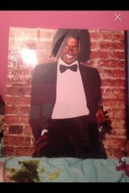 Michael Jackson cd canvas
