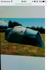Wynnster Pegasus 7 man tent RRP £350 Collection Beccles