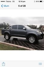 2013 Toyota Hilux Ute Brisbane City Brisbane North West Preview