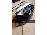 *SALE** quad helmet v g condition *