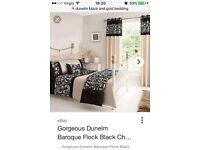 Dunelm king size bedding plus much more