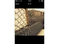 Heavy duty Chain link 5M long 5 FT high