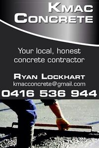 Kmac Concrete. Decorative and structural Alkimos Wanneroo Area Preview