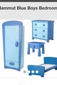 Kids Blue Mammut Furniture