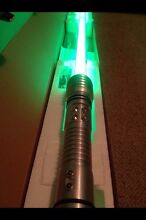 Force fx Kit Fisto lightsaber Nowra Nowra-Bomaderry Preview
