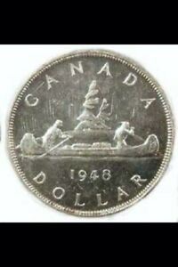 Buying Canadian pre 1967 coins