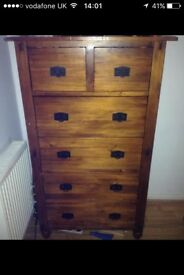 Tallboy drawers