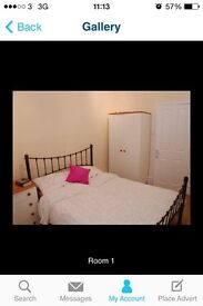 En-suite rooms in Town Centre Flat. Seperate rooms available or as an entire Flat in Elgin
