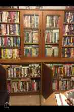 Massive VHS Collection, 1200 ex rentals Mandurah Mandurah Area Preview
