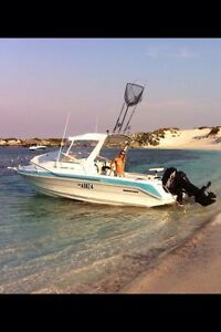 Mustang tournament offshore fishing boat Hillarys Joondalup Area Preview