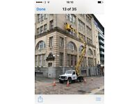 HELENSBURGH CHERRY PICKER HIRE