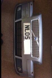 Volvo v50 front bumper 2005