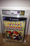 Paper Mario Thousand Year Door Wii