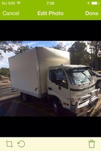 Man & Truck for Removals, pick up and delivery Perth Perth City Area Preview