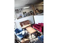 HACKNEY DOWNS STUDIOS / Heartspace 19: creative co-working space / East London