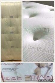 🌟⭐️Brand new Cooltouch Memory foam & open coil sprung mattresses 💤💤⭐️🌟