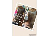 Hair & hair extensions