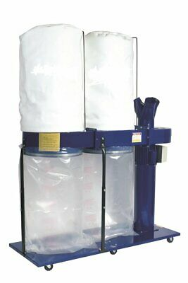 50 WOOD DUST CHIPS SAW DUST POLYTHENE EXTRACTOR BAGS 39
