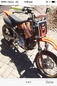 Wanted old pit bikes Glenvale Toowoomba City Preview