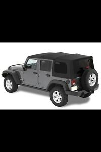 Jeep soft top, Perfect condition! Only used for 1 week!