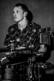 WELL EXPERIENCED SESSION DRUMMER AND TEACHER AVAILABLE