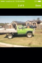 V6 hilux 4x4 Mooloolaba Maroochydore Area Preview