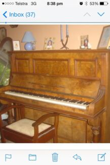 Berlin Upright Piano Nelson Bay Port Stephens Area Preview