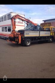 Volvo hiab Lorry excellent condtion