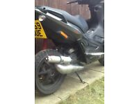PM TUNING 360 EXHAUST 50/70cc GILerA dna nrg typhoon zip