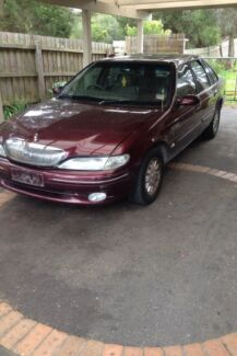 1998 Ford Fairlane Sedan Rye Mornington Peninsula Preview