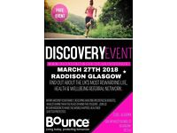 Activity tracking, fitness & wellbeing & income opportunity