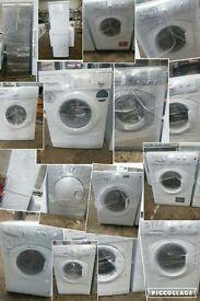 washer 12 mont warrenty