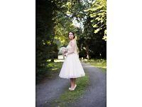 Mooshki Wedding dress - size 8