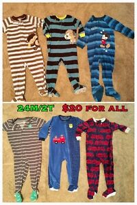 Boys 3M- 2T clothes