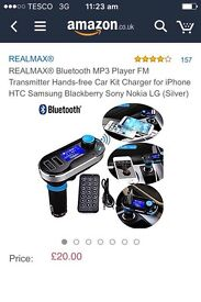 This is a new Bluetooth MP3 Player FM