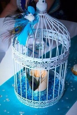 Decorative Bird Cage Hanging Lantern