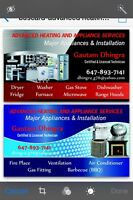 Advance heating and appliance services