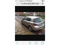 07, reg vauxhall Astra 1.7cdti low mileage