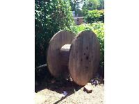 Wooden Cable Reel/Drum