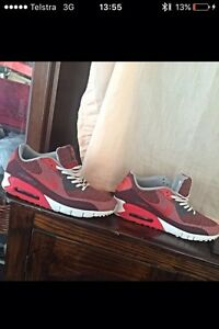 Nike Air Max Team Red Berwick Casey Area Preview