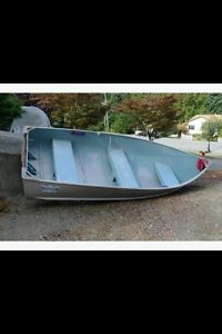 Looking for aluminum boat