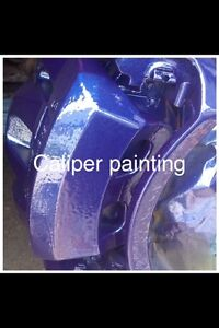 Mobile brake caliper painting Guildford Parramatta Area Preview