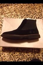 Brand New in Box LACOSTE Black Suede Boots Narre Warren Casey Area Preview