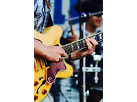 Guitar lessons in Bristol with a professional teacher / tutor
