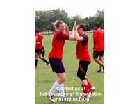 BEGINNERS ACADEMY FOR LADIES WOMENS FOOTBALL SOCCER!!!!!! SOCIAL/KEEP FIT/FITNESS/FUN/FUTSAL/5 ASIDE