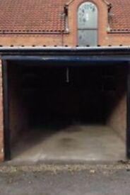 Lock up Garage to Rent, East Parade, Heworth, York