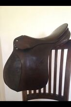 Passier jump saddle Kyabram Campaspe Area Preview