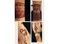 Henna / tattoo artist
